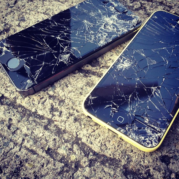 riparazione iphone 5s roma