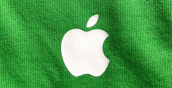 Apple-Store-Green-T-shirt