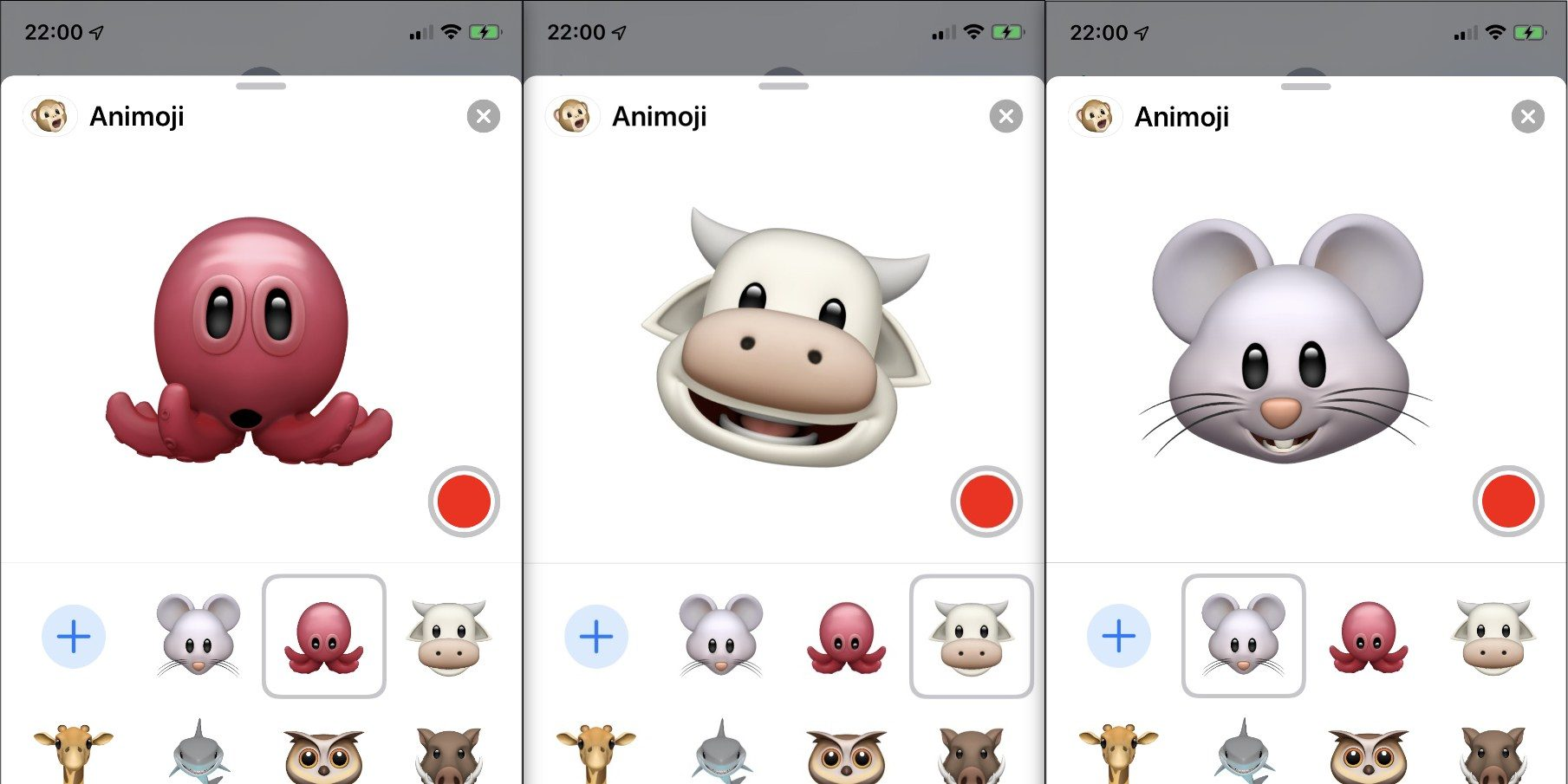 new-animoji-ios-13