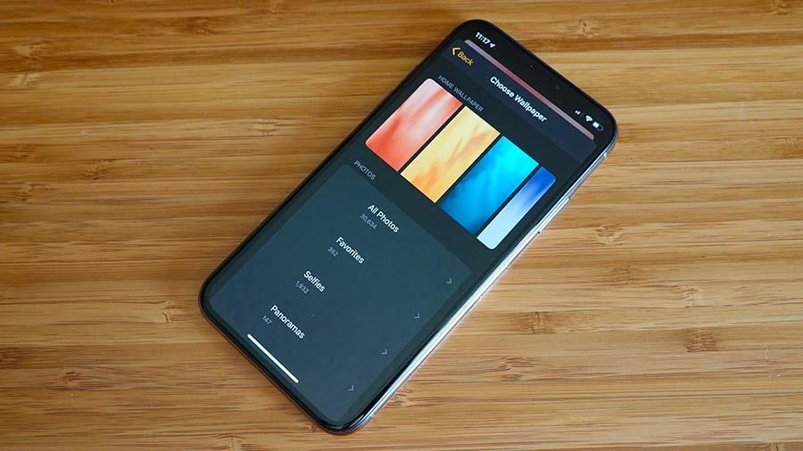 Home-iOS-13