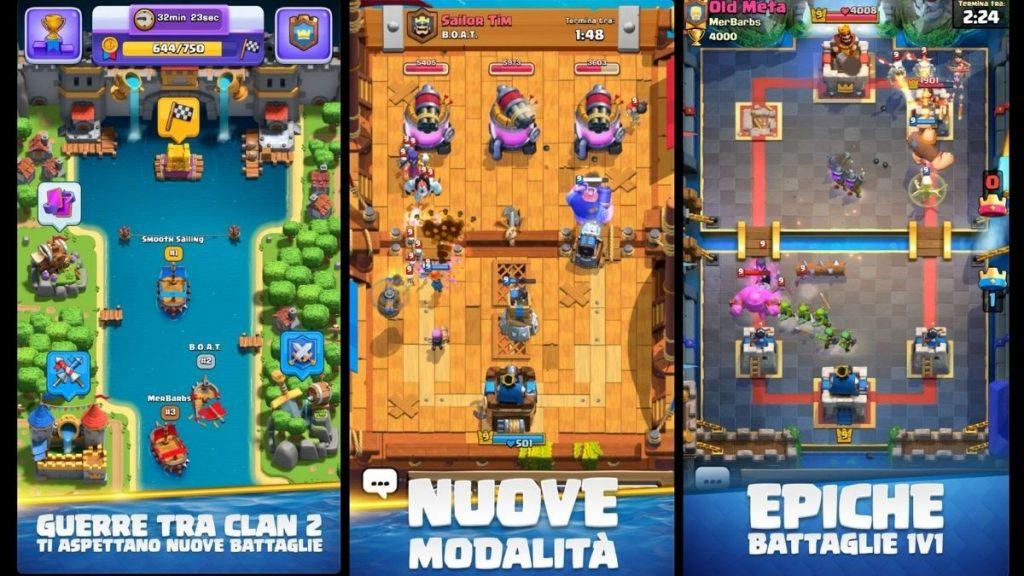 Clash royale per iphone