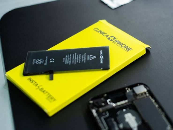 sostituzione batteria iphone roma