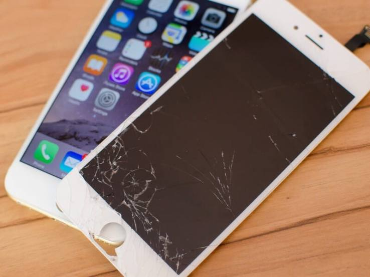 sostituzione display iphone roma