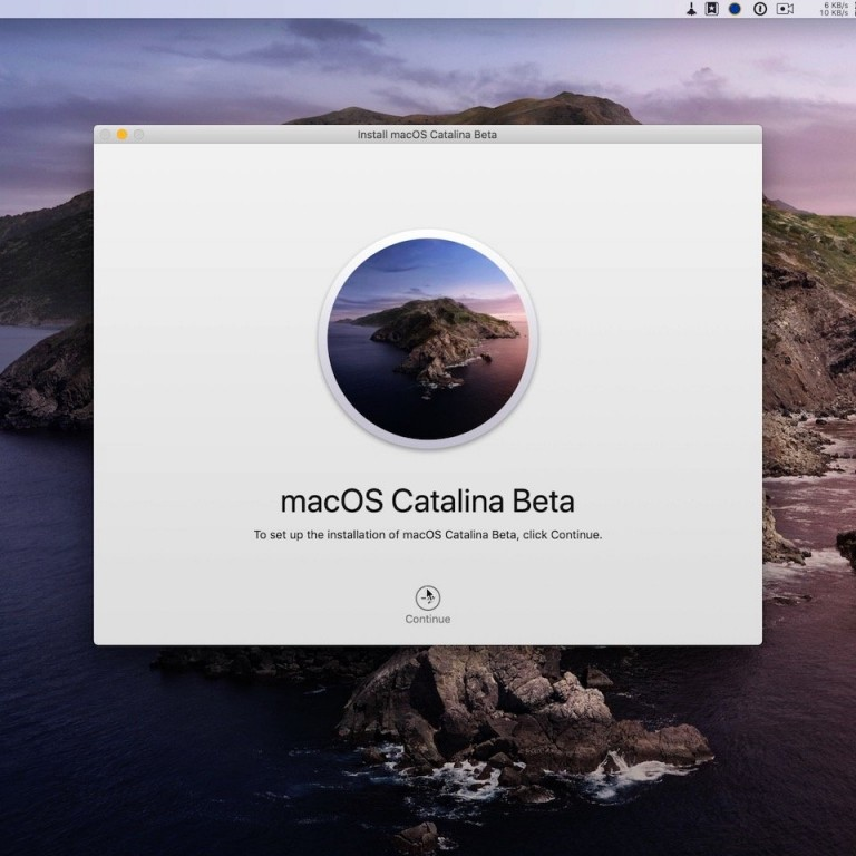 macOS-Catalina-beta-installer