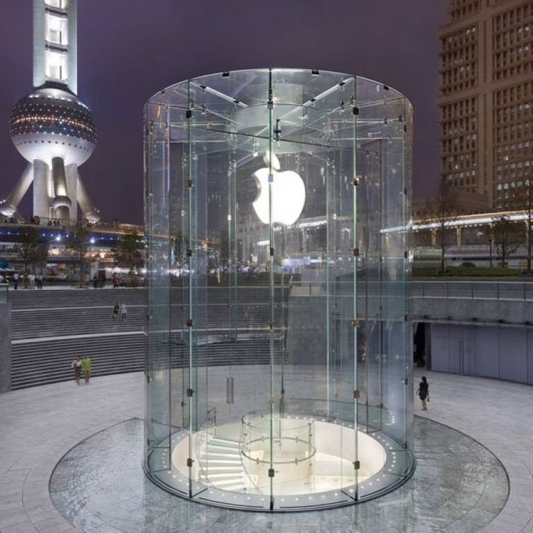 shanghai-apple-store