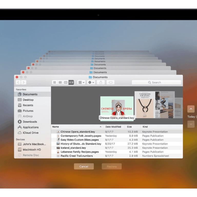 Time-Machine-in-iCloud