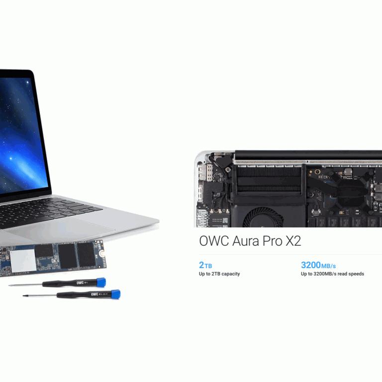 OWC-Aura-Pro-X2-SSD-Mac-upgrades